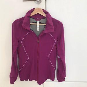 Lululemon light jacket